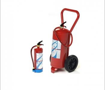 Extintor Agua + Aditivos AFFF
